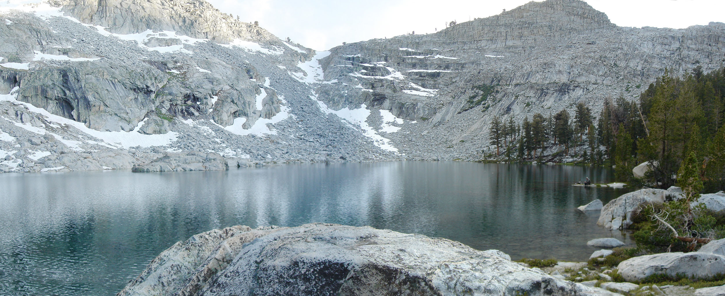 Another panorama of Eagle Lake